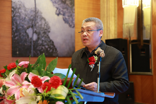 黑龙江省食品药品监督管理局食品安全总监张树杰致辞