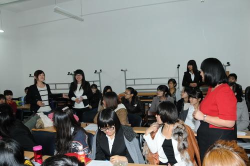 [图]2012东北农业大学英语演讲大赛圆满落幕-东北